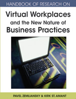 Semi Virtual Workplaces in German Financial Service Enterprises