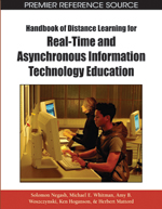 Teaching Information Security in a Hybrid Distance Learning Setting