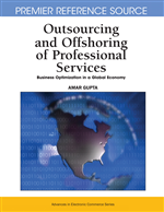Evolving Relationship Between Law, Offshoring of Professional Services, Intellectual Property, and International Organizations
