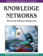 Social Software for Bottom-Up Knowledge Networking and Community Building