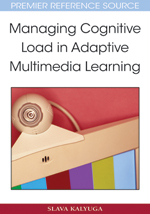 Managing Cognitive Load in Interactive Multimedia