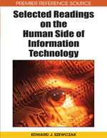 Selected Readings on the Human Side of Information Technology