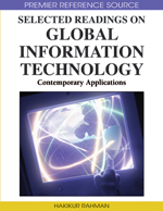 A Time Series Analysis of International ICT Spillover