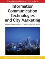 Using Information Communication Technology to Decentralize City Marketing: Challenges and Opportunities