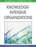 Tensions between Knowledge Creation and Knowledge Sharing: Individual Preferences of Employees in Knowledge-Intensive Organizations