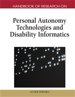 Elderly People, Disability, Dependence and New Technologies