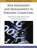 Ethical Issues and Pervasive Computing