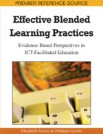 Blended Learning and Professional Development in the K-12 Sector