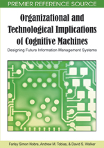 Analysis of Cognitive Machines in Organizations