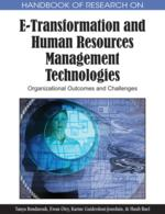Modeling Human Resources in the Emergent Organization