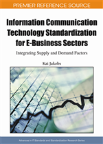 An Integrated View of E-Business and the Underlying ICT Infrastructure