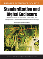 Discourse on Standardization: Public or Private?
