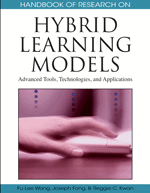 Just-in-Time Knowledge and User Interface Design for Effective Hybrid Learning
