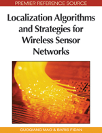 Calibration and Measurement of Signal Strength for Sensor Localization