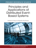 Event-Based System Architecture in Mobile Ad Hoc Networks (MANETs)