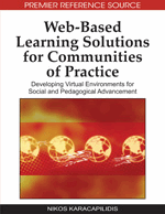 Using Web-Based Technologies and Communities of Practice for Transformative Hybrid and Distance Education