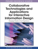 Collaborative Technologies and Applications for Interactive Information Design: Emerging Trends in User Experiences