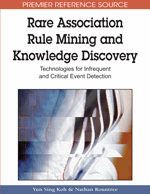 A Multi-Methodological Approach to Rare Association Rule Mining
