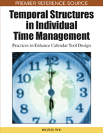 Individual Time Management Profiles: Electronic Calendar Tools Selection, Use and Issues