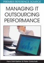 Dynamics of Outsourcing Relationships