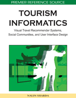 Building Visual Travel Recommender Systems and Tourism Communities for Effective User Experience