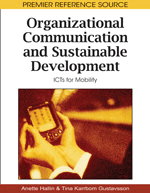 Communicating Environmental Information on a Company and Inter-Organizational Level
