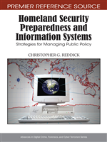 Homeland Security Preparedness and Information Systems: Strategies for Managing Public Policy