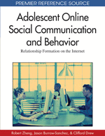Toward an Integrated Conceptual Framework of Research in Teen Online Communication