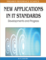 New Applications in IT Standards: Developments and Progress