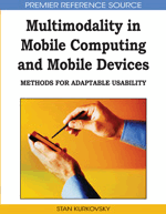 Designing Mobile Multimodal Applications