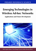 Connectivity and Topology Organization in Ad-Hoc Networks for Service Delivery