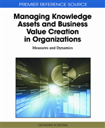 Knowledge Assets and Value Creation: A Territory-Based Perspective