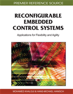 On Model-Driven Engineering of Reconfigurable Digital Control Hardware Systems