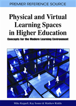 Distributed Learning Spaces: Physical, Blended and Virtual Learning Spaces in Higher Education