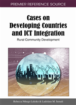 Managing and Enhancing ICT Uptake in Rural Communities in Botswana