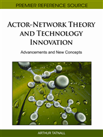 The Impact of Network of Actors on the Information Technology
