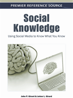 Social Knowledge Case Study: Innovation Linked to the Collaborative Socialization of Knowledge