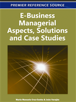 Conservation of Information and e-Business Success and Challenges: A Case Study