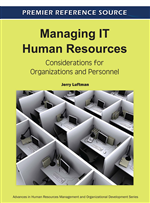 Trends in IT Human Resources and its Determinants