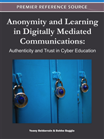 The Other Side of Digitally Mediated Learning: Anonymity vs. Trust