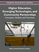 Leveraging the Technology-Enhanced Community (TEC) Partnership Model to Enrich Higher Education
