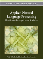 Applied Natural Language Processing: Identification, Investigation and Resolution