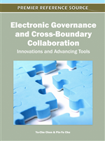 Cross-Boundary Collaboration of E-Governance in Taiwan
