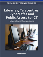 Libraries, Telecenters and Cybercafés: A Comparison of Different Types of Public Access Venues