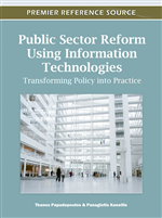 A New Model for Transparency and e-Participation: Who Transforms What Policy into Whose Practice?