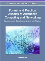 Formal Methods for the Development and Verification of Autonomic IT Systems