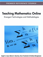 Developing Teachers' Mathematical Knowledge for Teaching through Online Collaboration