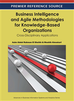 Business Intelligence and Agile Methodology for Risk Management in Knowledge-Based Organizations
