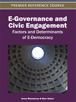 From E-Government to E-Governance: Winning People's Trust