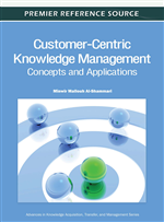 A Knowledge Management Approach to Marketing and the Advent of Customer Knowledge Management